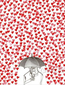 valentines day grumpy