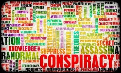 Conspiracy Theory Words