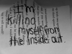 inside out killing myslef