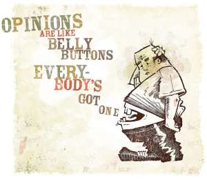 opinion bellybutton