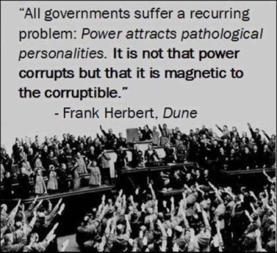 recurring problem govt