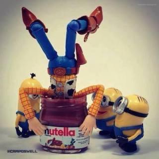 nutella buddy