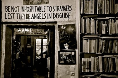 angels in disguise bookstore