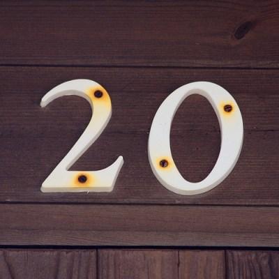 20 things 2