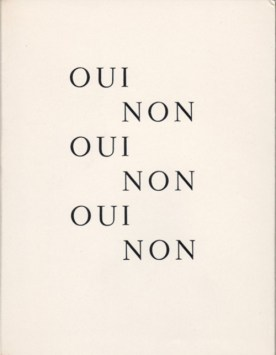 yes no yes no french