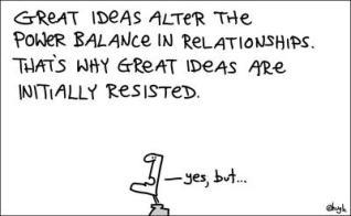 ideas alter balance