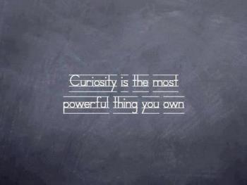 curiosity ownership