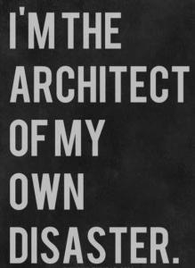 disaster architect