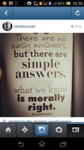 choices morally right