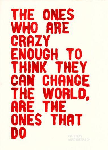 lovers quarrel world change