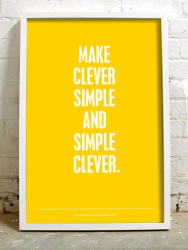 writers make-clever-simple