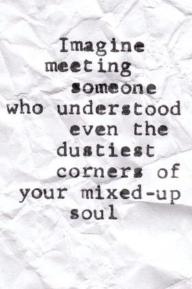 corners of mixed up soul