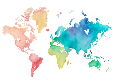 countries ideas colors