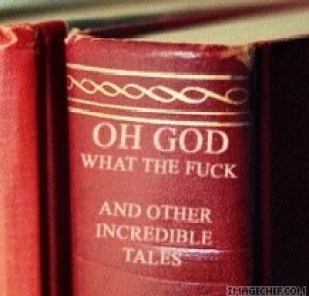wtf incredible tales book