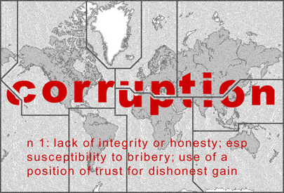 corruption def integrity