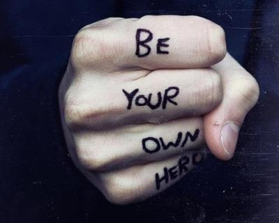 hero be your own