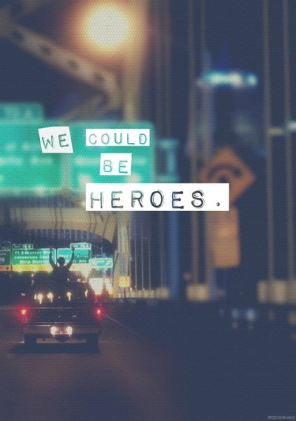 heroes on heroes could be