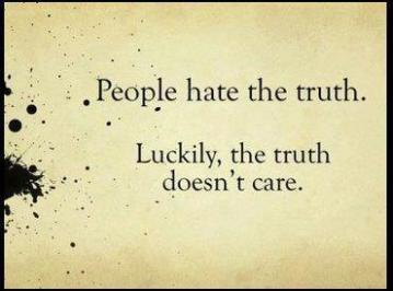 truth people hate