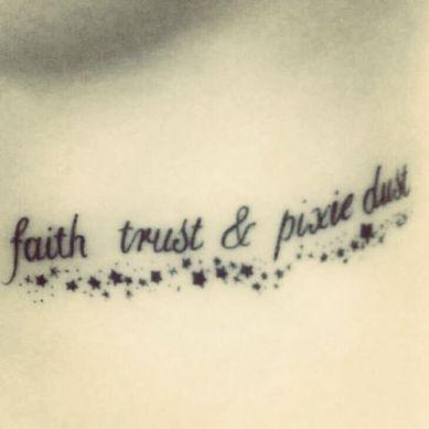 tinker faith pixie dust trust