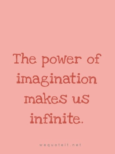 imagination infinite