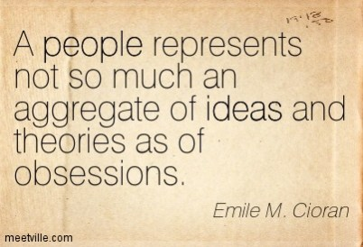 obsessions people