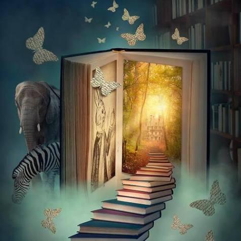 reading new dimension