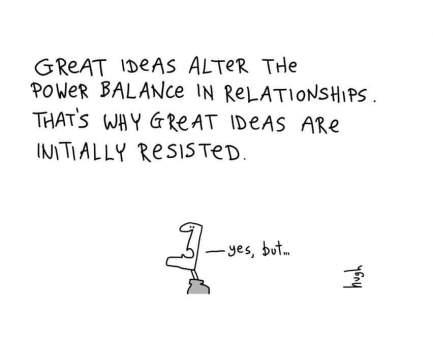 but yes ideas matters debate hugh
