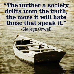 moral drift society truth