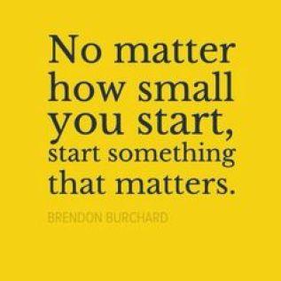 small big matters tweak