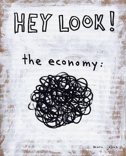 economy hey look