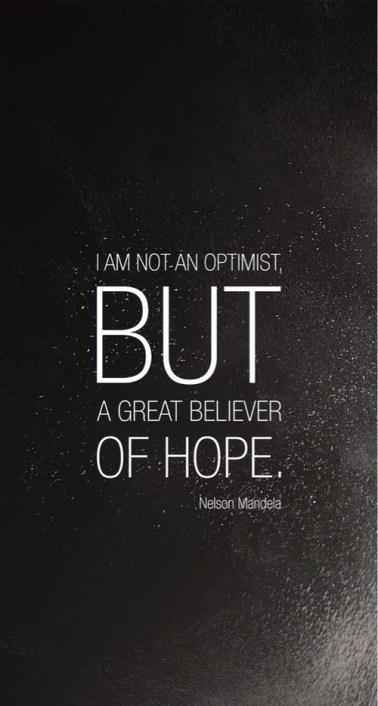 optomist hope