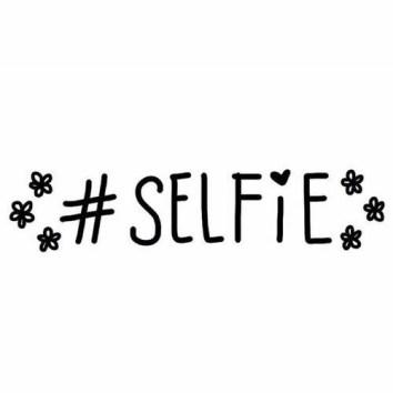 selfie hashtag