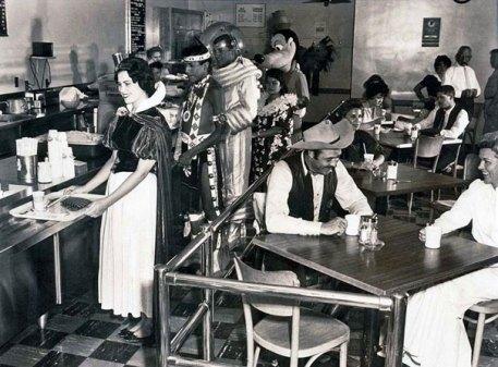 disneyland cafeteria 1961