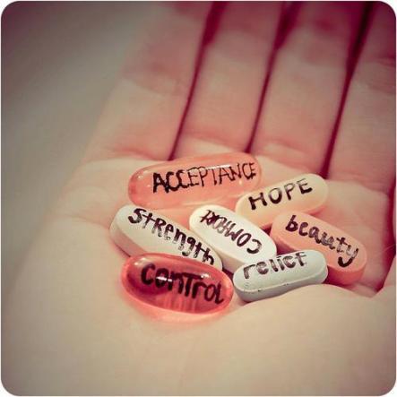 prescription hand things