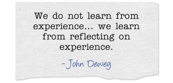reflective We-do-not-learn-from
