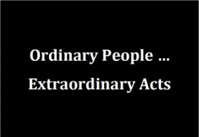 ordinary people extraordinary