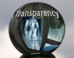 transparency pain