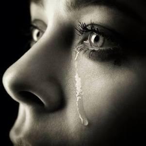 tears sad