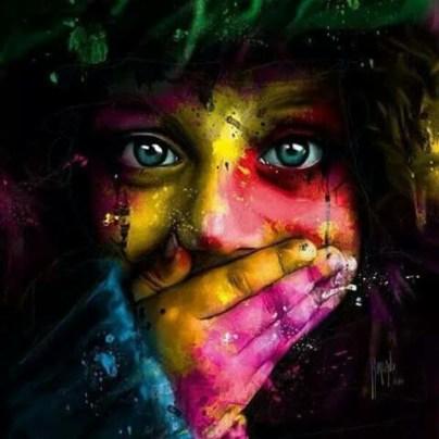colors unpronounceable hand