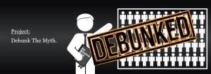 debunk myth