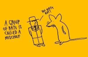 rats mischief