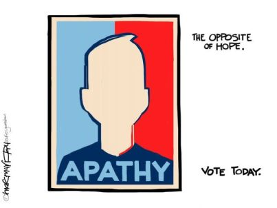 voting apathy