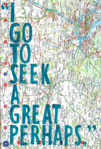 seek greatness guarantee life perhaps