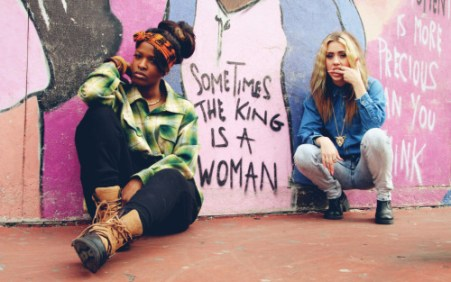 king is a woman feminism power life