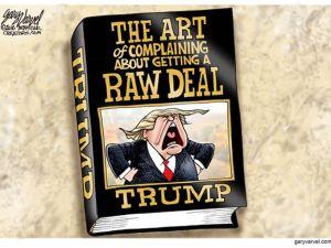 trump winning art of complaining