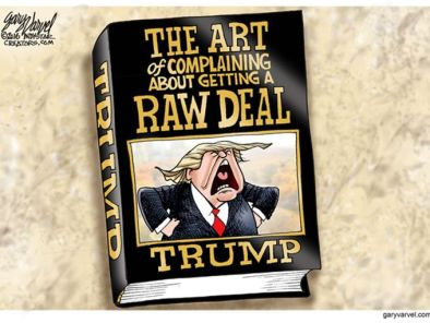 trump winning art of complaining
