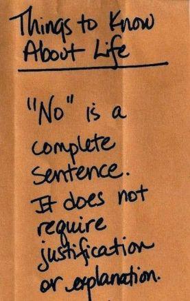 no is a complete sentence means no rape