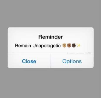 reminder-unapologetic