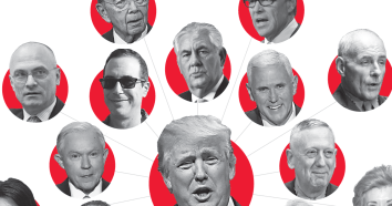 trump cabinet mostly men mostly white