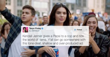 pepsi commercial stupid